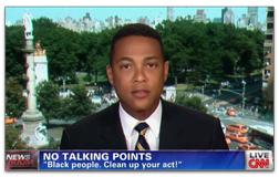 "CNN's Don Lemon endorses Bill O'Reilly's critique of black ""street culture."""
