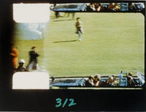 Frame from the Zapruder film
