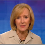 "PBS's Judy Woodruff referred to ""the president's healthcare law"" - as if the ACA hadn't been passed by both houses of Congress and upheld by the Supreme Court."