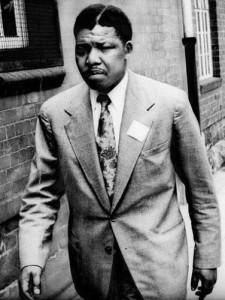 Nelson Mandela, 1961