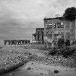 Buildings destroyed by the invasion of Panama (cc photo: Beau Finley)