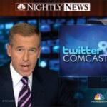 Brian Williams on NBC Nightly News.