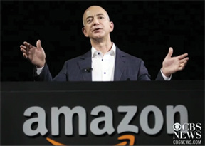 Amazon's Jeff Bezos paid $250 million for the Washington Post—but Amazon is being paid more that twice that by the CIA.