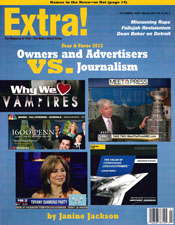 Extra! cover, February 2014