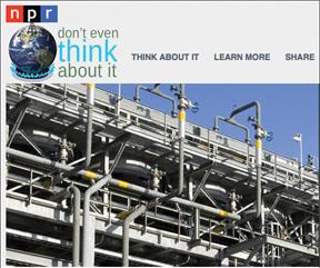 NPR fracking coverage
