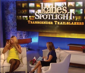 Katie's Spotlight: Transgender Trailblazers