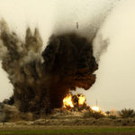 US bombing of Iraq (cc photo: Andy Dunaway/US Army)