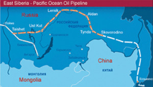 East Siberia Pacific Ocean Pipeline