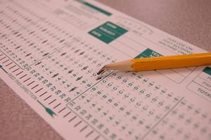 Standardized test (cc photo: Josh Davis)