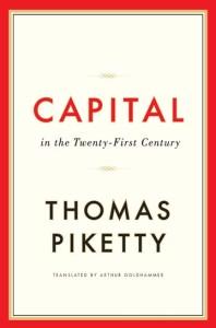 Thomas Piketty, Capital