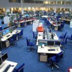 Newsroom (cc photo: David Sim)