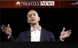Jeff Bezos on NBC News