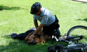 Chicago arrest (cc photo: Matt Novak)