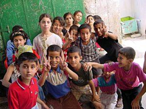 Palestinian children in Jenin (cc photo: Tarek)