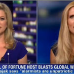 Ann Coulter, climate change