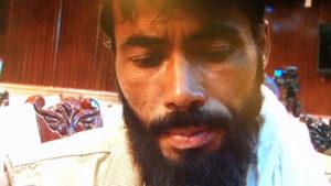 Naimatullah, Afghan torture witness (CBS)