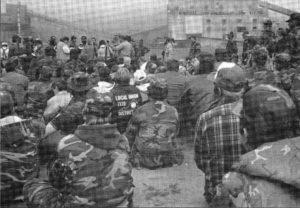 Pittston strikers (Photo: Ilana Storace)