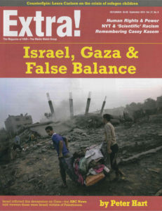 Extra! cover, September 2014