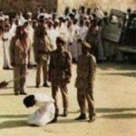 Saudi Arabian beheading