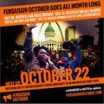 Ferguson October, Michael Brown