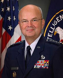 Former CIA Direcotr Michael Hayden