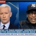 Spike Lee, gentrification, CNN