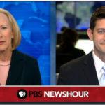 Paul Ryan, Judy Woodruff, PBS NewsHour