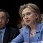 Hillary Clinton as secretary of State: Which women did she represent? (Photo: Chad McNeeley/DoD)