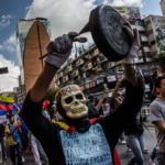 Caracas protests (photo: Meredith Kohut/NYT)