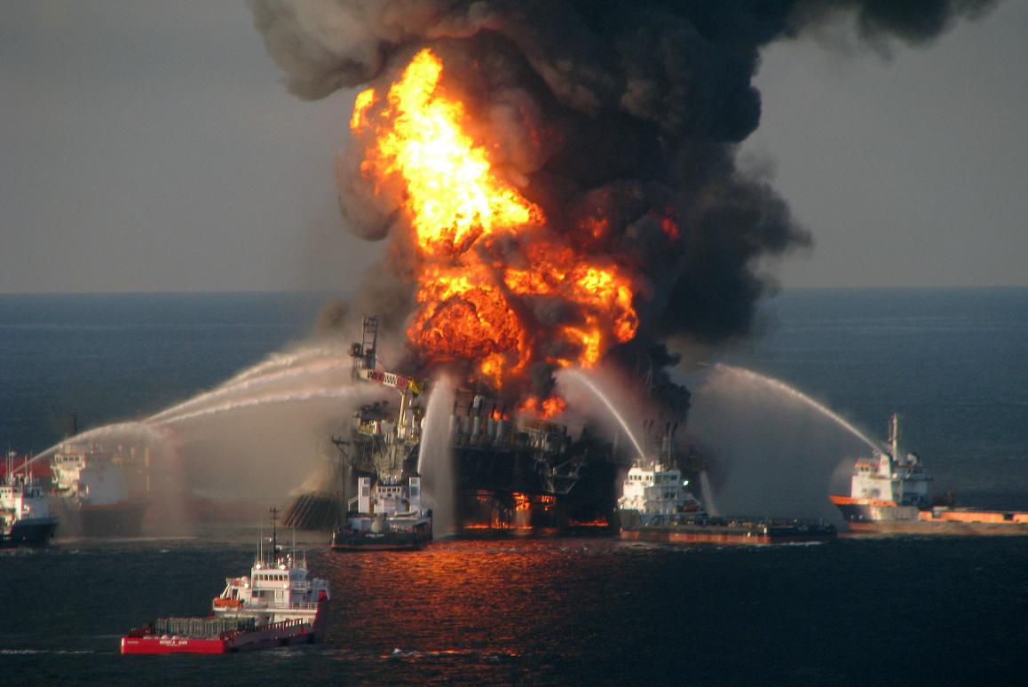 BP oil disaster--Deepwater Horizon
