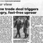 USA Today: New Trade Deal Triggers Angry, Fact-Free Uproar