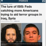 Contrary to Fox News, these suspects were not lured by ISIS, but by the FBI.
