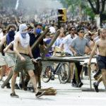 Argentine protest (photo: Alejandro Kaminetsky/Reuters)