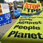 Stop the TPP (photo: John Zangas)