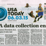 USA Today: NSA Data Collection Ended
