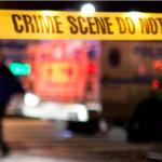 NYPost photo: Crime Scene Do Not Cross