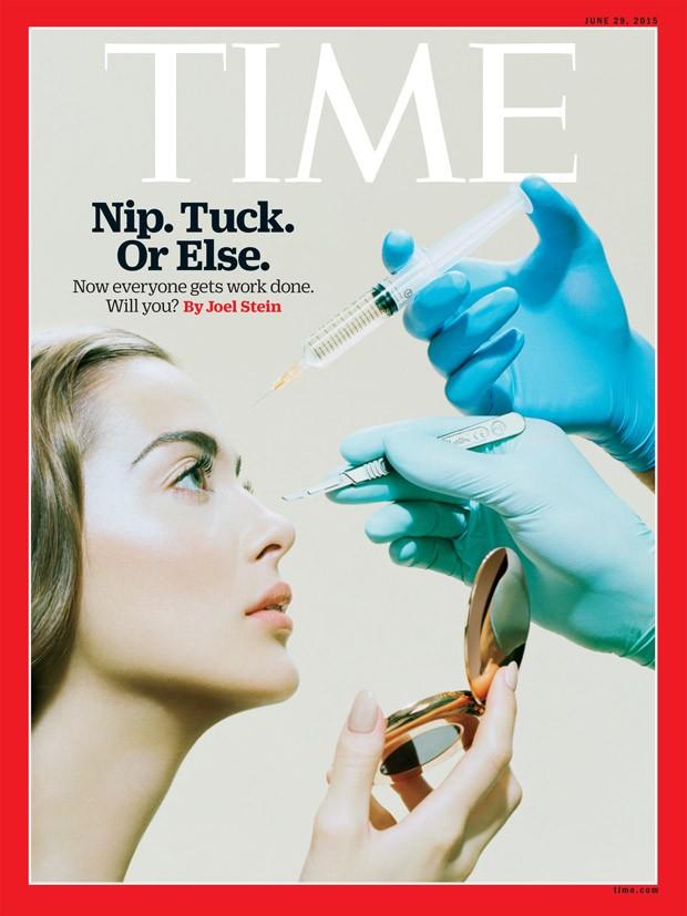 Time: Nip. Tuck. Or Else
