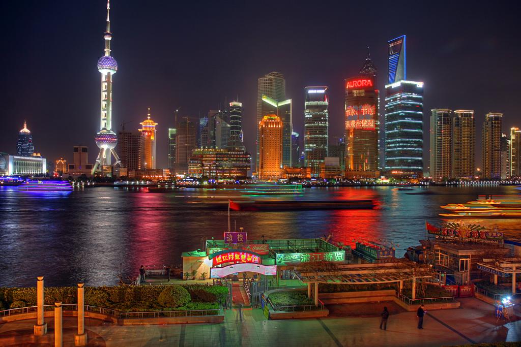 Shanghai (cc photo: SF Brit)