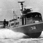 Vietnam-era swift boat