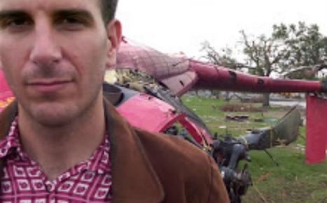 Jordan Flaherty (image: Al Jazeera)