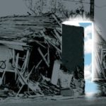 New York Katrina illustration