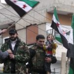 Free Syrian Army rebels (photo: STR/AFP/Getty Images)