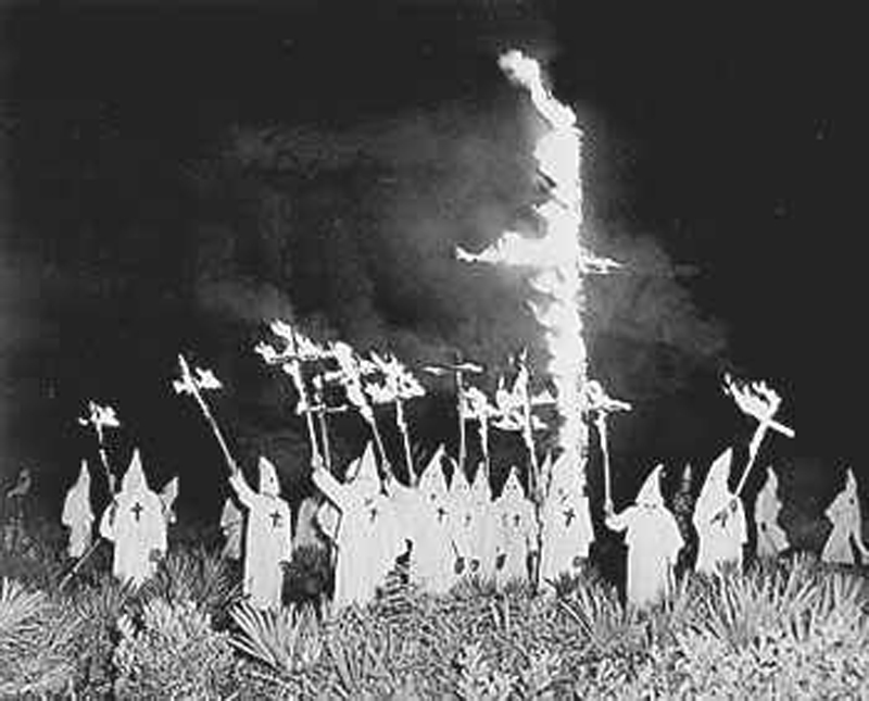 Ku Klux Klan rally, Gainesville, Florida, 1922