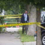 Milwaukee crime scene (photo: Mark Hoffman/Milwaukee Journal Sentinel)