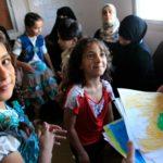 Syrian refugees in Jordan (photo: Russell Watkins/UK Department for International Development)