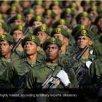 Cuban imilitary (photo: Reuters)