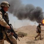 Iraq invasion (photo: Arlo K. Abrahamson/US Navy)