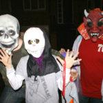 Halloween masks (cc photo: Bridget McKenzie)