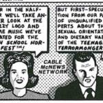 Detail from This Modern World's High School Horrorfest (TM)