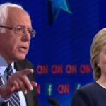 Bernie Sanders,Hillary Clinton debate